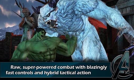 marvel avengers initiative apk download