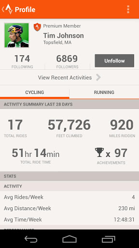 Strava Running and Cycling GPS 68 0 0 [Patched] apk (com strava