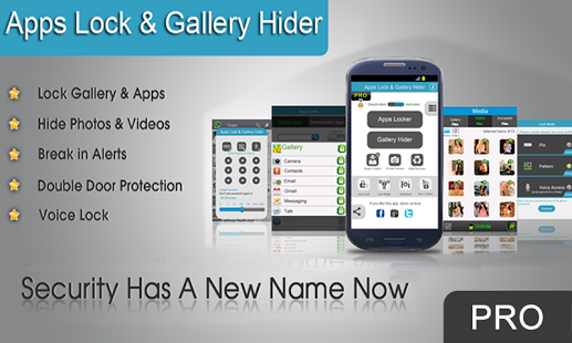 apps lock and gallery hider pro free download