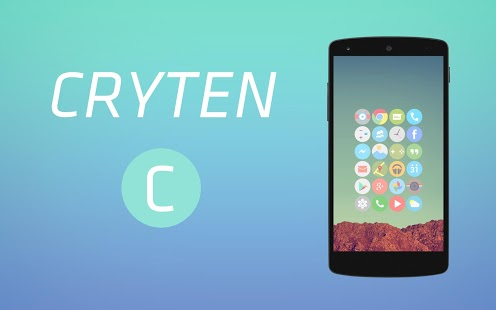 cryten icon pack apk mania