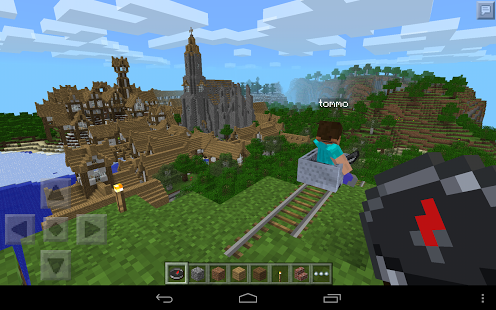 minecraft pe 1.2 5 free download