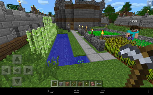 Minecraft Pocket Edition Com Mojang Minecraftpe The Latest App Free Download Hiapphere Market