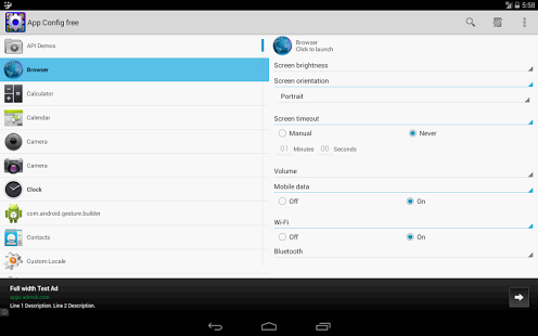 config apk what is it