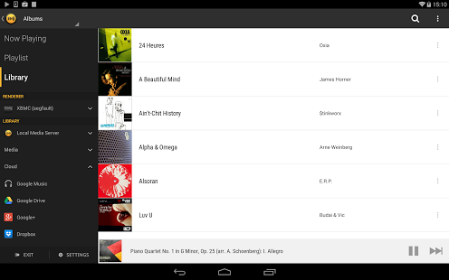 BubbleUPnP (Chromecast/DLNA) 2 9 1 [Patched] apk (com bubblesoft