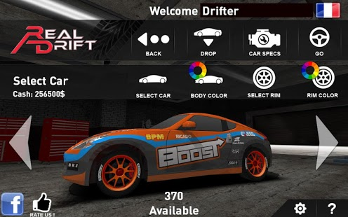 Real Drift Car Racing (com.realdrift.sipon) the latest app free  download-HiAppHere Market