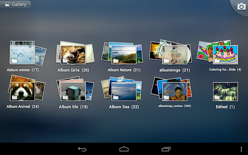 Photo Gallery 3D & HD 1 2 0 apk (photo view hd gallery) free