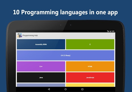 Programming Hub 5 0 19 [Unlocked] apk (com freeit java) free