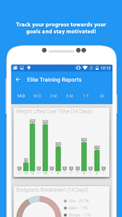 JEFIT Workout Tracker Gym Log 9 70 apk (je fit) free