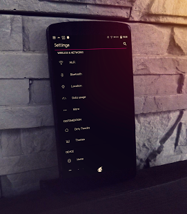 Pin Dark-CM13/CM12 Theme 1 4 apk (com izygfx Pin Dark Theme