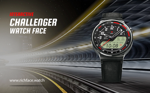 Challenger Watch Face 1 4 9 apk (com watch richface