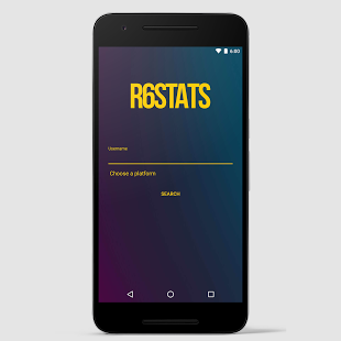 R6 Stats 2 5 6 apk (com r6stats app) free download cracked,paid,mod