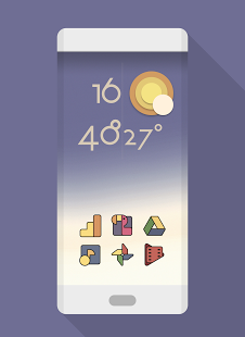 DARKMATTER VINTAGE-ICON PACK 4 3 [Patched] apk (com mowmo