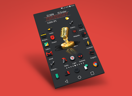 Image result for Darko (Iconpack)