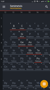 periodic table 2017 pro 0146 final patchedapk augustmendeleevpro free download crackedpaidmod apk on google play hiapphere market - Periodic Table Pro Apk Free