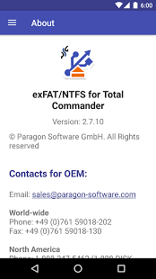Microsoft exFAT/NTFS for USB by Paragon Software 3 1 3
