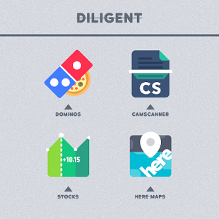 DILIGENT-ICON PACK 1 9 7 [Paid] apk (com diligent icons