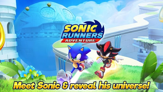 Sonic Runners Adventure 1 0 0i apk (com gameloft android
