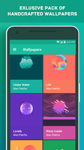 Lenyo Icons 5 6 [Patched] apk (com maxpatchs lenyo) free download