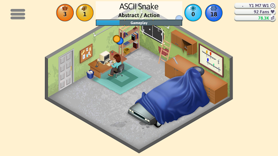 Game Dev Tycoon 1 4 3 (Paid) apk (com greenheartgames gdt