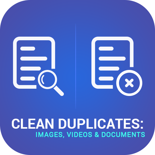Auto Clean Duplicates : Images, Videos & Documents