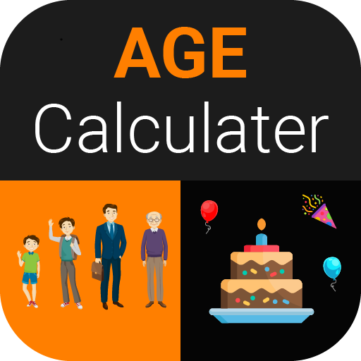 Age Calculator - 🎂 Birthday Calendar & Reminder