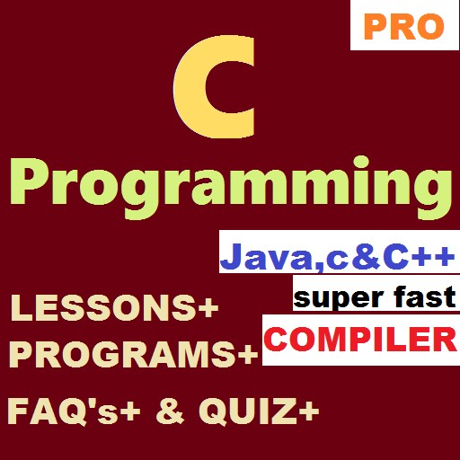 Learn C Programming with Compiler [ Premium ]