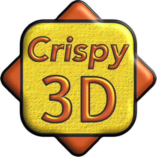 Crispy 3D - Icon Pack