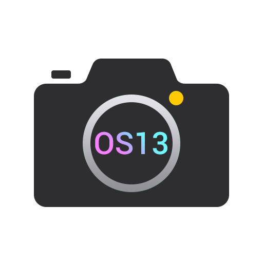 OS13 Camera - Cool i OS13 camera, effect, selfie