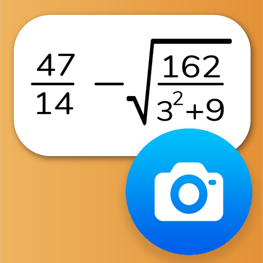 Camera math calculator - Take photo to solve