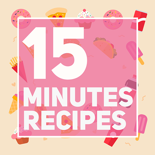 15 Minutes Recipes