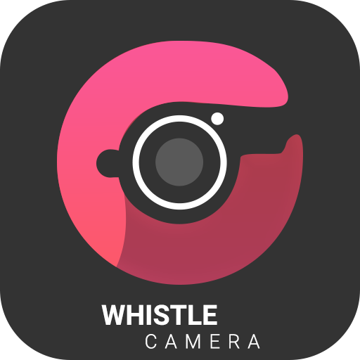 Whistle Phone Finder & Whistle Camera