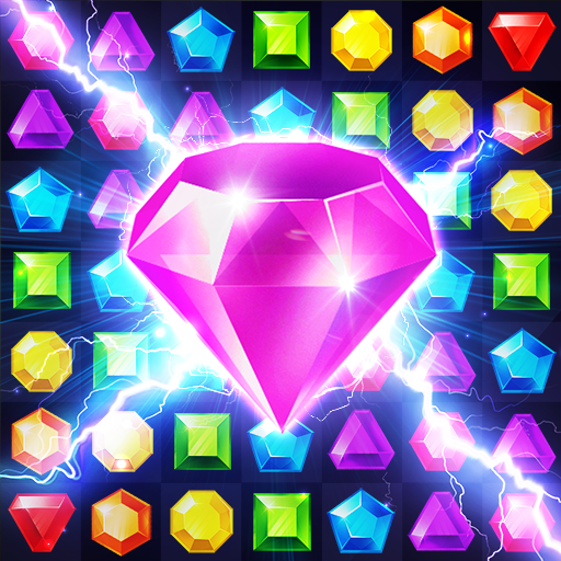 Jewels Planet - Free Match 3 & Puzzle Game