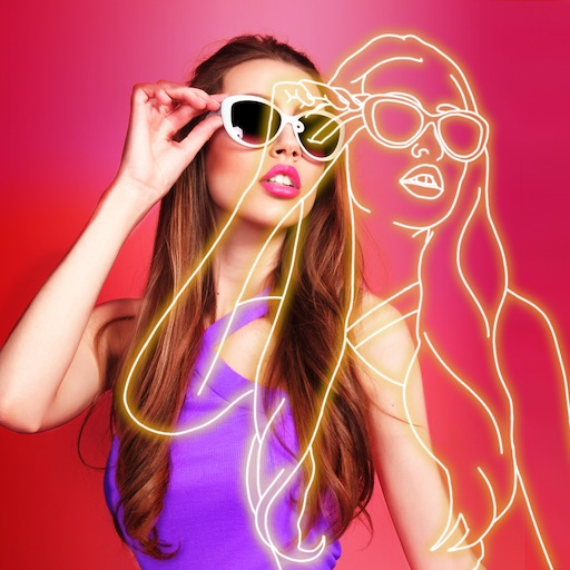 Photo Effects – Neon Pics, Photo Filters