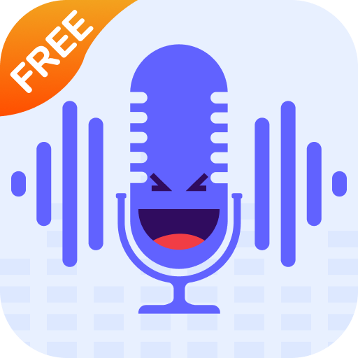 Free voice changer: funny sound effects, voice app