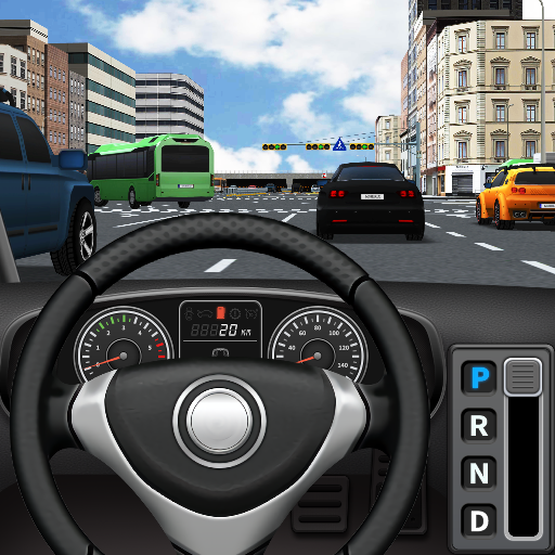 Traffic and Driving Simulator