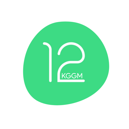 KGGM Android12 for KWGT
