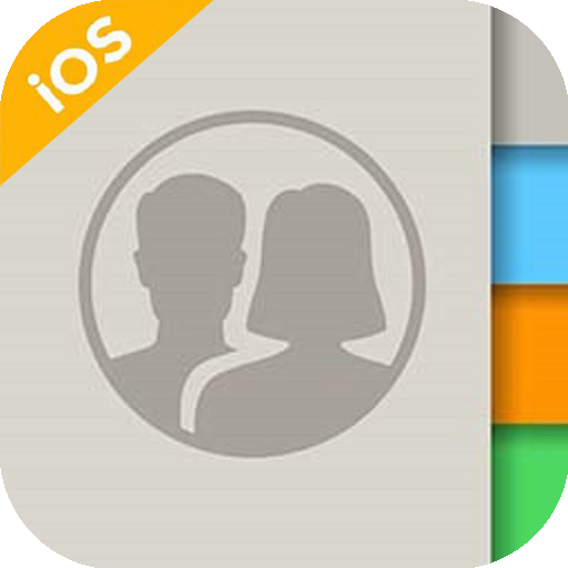 iContacts – iOS Contact, iPhone style Contacts