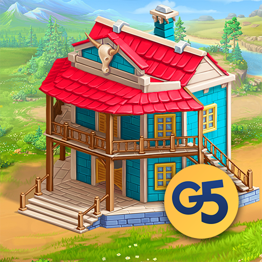 Jewels of the Wild West・Match 3 Gems. Puzzle game