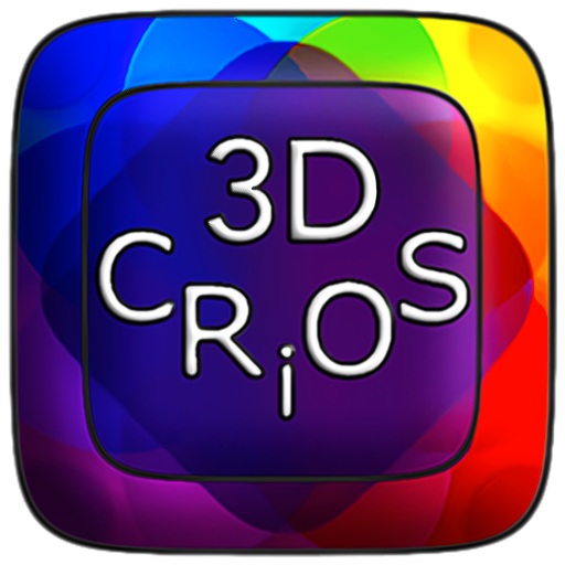 CRiOS 3D - Icon Pack
